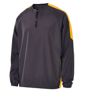 Custom Adult Bionic Quarter Zip Pullover