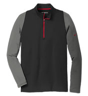 Nike Golf Dri-fit Stretch 1/2-Zip Cover-Up