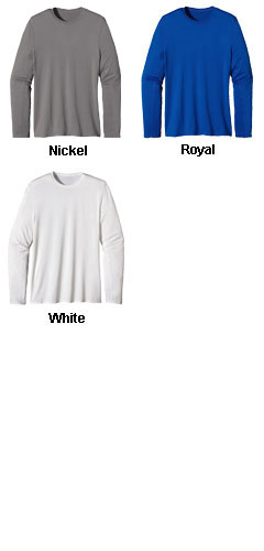 Patagonia Mens Long Sleeve Wicking Caplene� Crew Neck T-shirt - All Colors