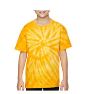 Youth Team Tonal Cyclone Tie-Dyed T-Shirt