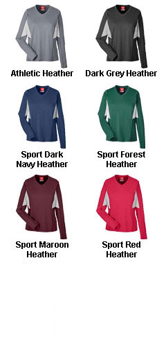 Ladies Excel Performance Warm-Up - All Colors