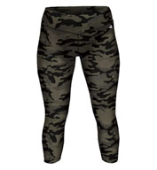 Custom Camo Ladies Tight