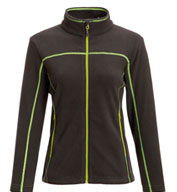 Ladies Montara Contrast Stitch Fleece