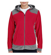 Custom Ladies Rally Colorblock Microfleece Jacket