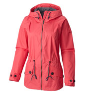 Custom Columbia Ladies Regretless Jacket