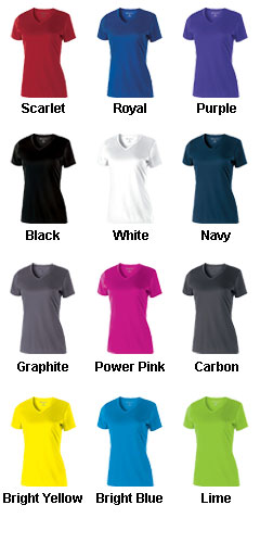 Girls Zoom 2.0 T-Shirt by Holloway - All Colors