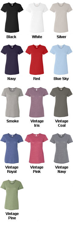 Alternative Apparel Ladies Keepsake T-Shirt - All Colors