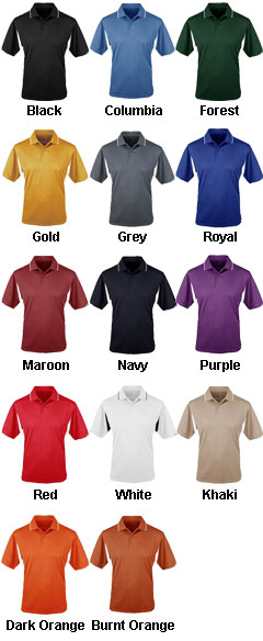 Mens Action Polo - All Colors