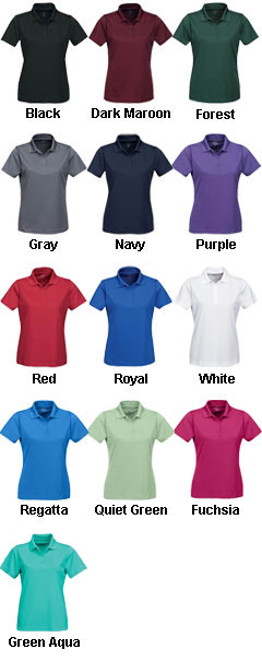 Lady Vital Polo - All Colors