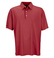 Greg Norman Play Dry ML75 Nailhead Jacquard Polo