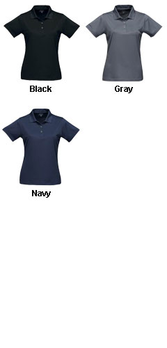 Lady Vital Snap Polo - All Colors