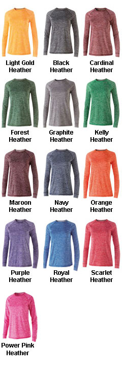 Ladies Electrify 2.0 Long Sleeve - All Colors
