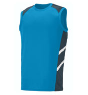 Custom Oblique Sleeveless Jersey
