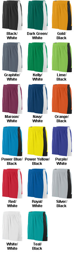 Youth Lightning Short - All Colors