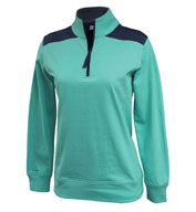 Custom Womens Popover 1/4-Zip