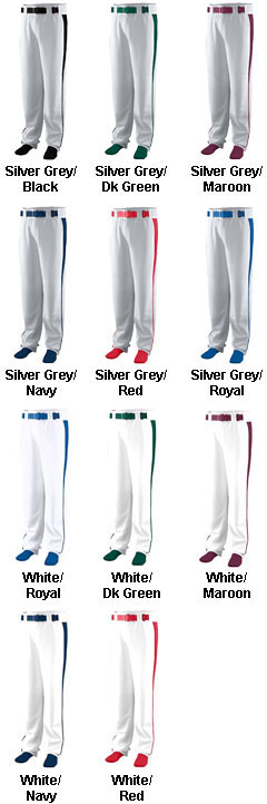 Youth Triple Play Baseball/Softball Pant - All Colors