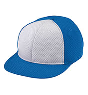 Custom Adult Athletic Mesh Flat Bill Cap