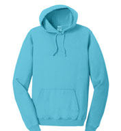 Essential Pigment-Dyed Pullover Hooded Sweatshirt