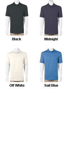 IZOD® Mens Pima Cool Performance Jersey Polo - All Colors