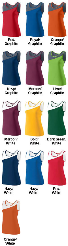 Ladies Accelerate Jersey - All Colors
