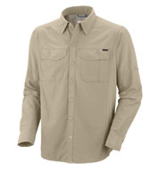 Mens Columbia Silver Ridge Long Sleeve Shirt