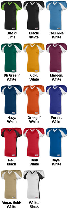 Adult Snap Jersey - All Colors