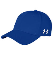 Custom Under Armour Curved Billed Solid Cap