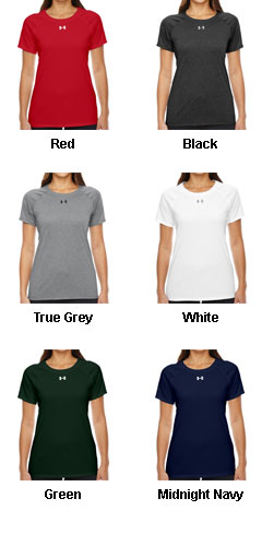Ladies Under Armour Locker T-Shirt - All Colors