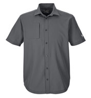 Mens Under Armour Ultimate Short Sleeve Buttondown