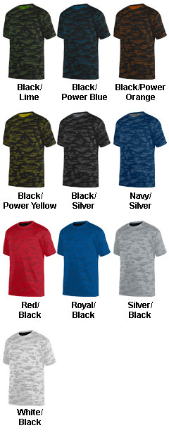 Adult Sleet Wicking Tee - All Colors