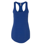 Womens Terry Racerback Tank