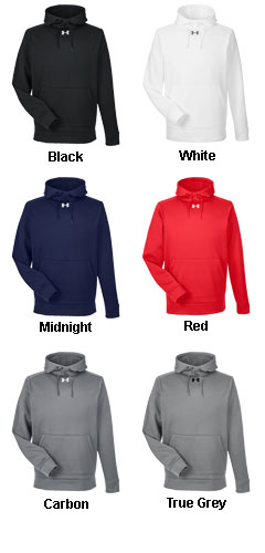 Mens Under Armour Storm Armour® Fleece Hoodie - All Colors