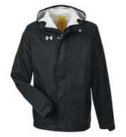 Custom Mens Under Armour Ace Rain Jacket