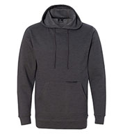 Custom Burnside Injected Yarn Dyed Fleece Hooded Pullover