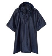 Custom Packable Rain Poncho