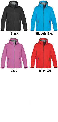 Stormtech Typhoon Rain Shell Jacket - All Colors
