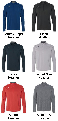 Champion Vapor� Quarter-Zip Pullover - All Colors