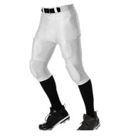 Adult No Fly Football Pant With Slotted Waist