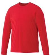 Custom Mens Parima Long Sleeve Tech Tee