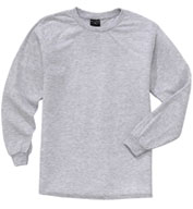 UPF 30+ Long Sleeve Crewneck Tee