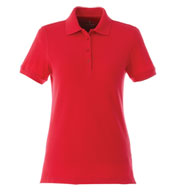 Custom Womens Belmont Short Sleeve Polo
