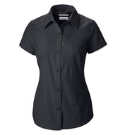 Custom Columbia Ladies Silver Ridge Short Sleeve Shirt