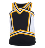 Custom Womens Charisma Halter Top Cheer Shell