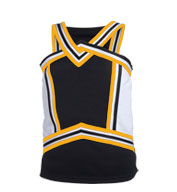 Custom Youth Charisma Halter Top Cheer Shell
