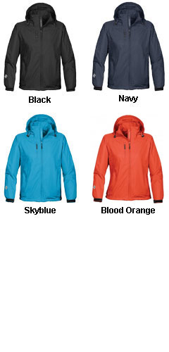 Womens Stratus Lightweight Shell - All Colors