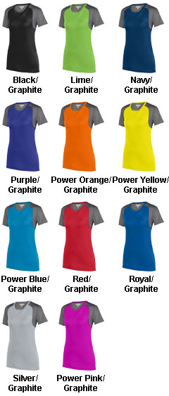 Ladies Astonish Jersey - All Colors