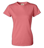 Custom Comfort Colors Ladies Garment-Dyed T-Shirt