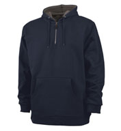 Custom Tradesman Thermal Quarter Zip Sweatshirt