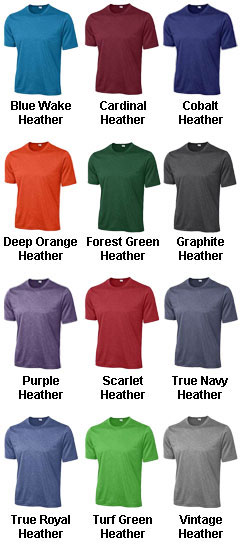 Adult Heather Contender� Tee - All Colors