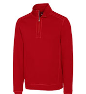 Custom Mens Bayview Half Zip